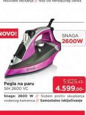 Pegla SIH2600VC