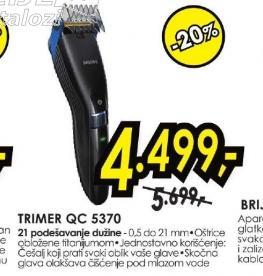 Trimer QC 5370