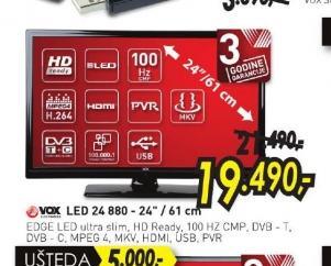 Televizor LED LCD 24 880