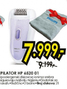 Epilator SC 2003/11