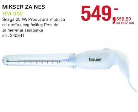 Mikser Za Nes Rm-002