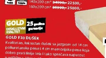 Dušek Gold F30