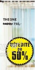 Zavesa Theone