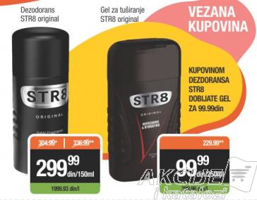 Dezodorans za muškarce