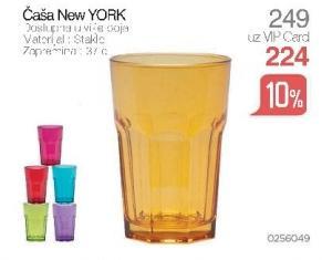 Čaša New York