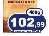 Napolitanke lešnik