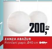 Abažur Zanza