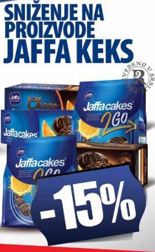 Sniženje na proizvode Jaffa cakes
