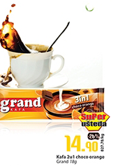 Kafa instant 2u1 choco orange