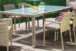 Baštenski sto Peru