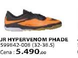Fudbalske kopačke Jr Hypervenom phade TF, 599842-008