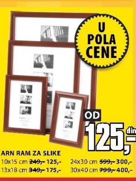 Ram za slike 24x30