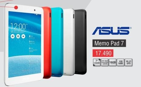 Tablet MemoPad 7