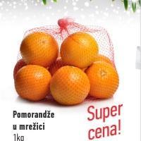 Pomorandže u mrežici po super ceni