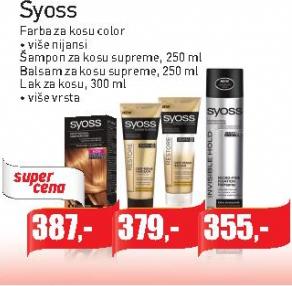 Šampon za kosu Supreme