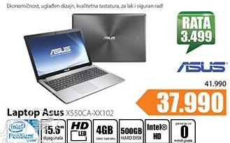 Laptop X550CA-XX102