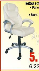 Kožna fotelja ''Executive''