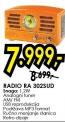 Radio RA 302SUD