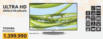 """Televizor LED 84"""" 84L9363DG"""