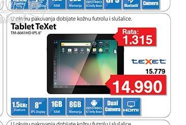 "Tablet TeXet TM-8041HD IPS 8"""