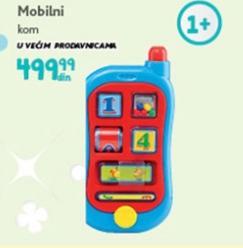 Igračka Mobilni telefon