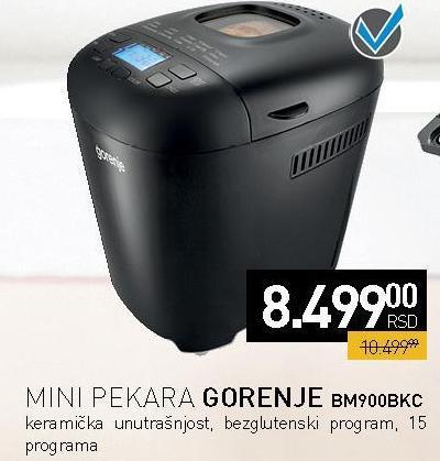 Pekara Bm900bkc