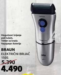 Aparat za brijanje 150S