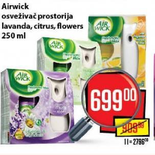 Osveživač vazduha white flowers