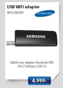 USB WiFi adapter WIS12ABGNX