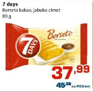 Kroasan Borseto kakao