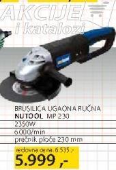 Brusilica Ugaona Nutool  MP230