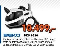 Akumulatorski Usisivač Bks9220