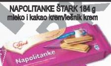 Napolitanke kakao i mleko