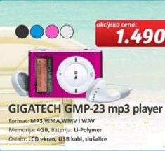 Mp3 plajer GMP-23