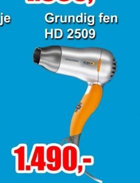 Fen HD 2509