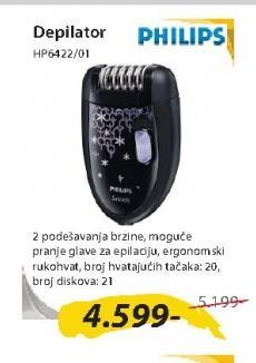 Depilator HP6422/01