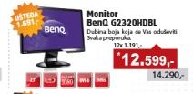 """Monitor 23"""" G2320HDBL LED"""