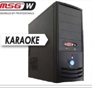 Desktop računar MSGW karaoke PC konfiguracija 2120DK H77