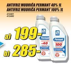 Antifriz Modriča Permant 100%