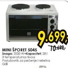 Mini Šporet 5045