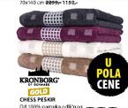 Peškir Chess 70x140cm