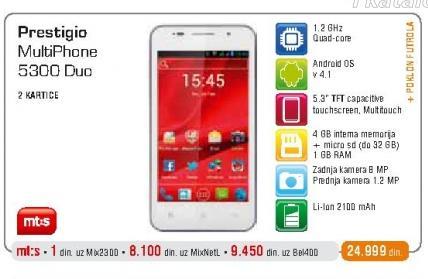 Mobilni telefon 5300 Duo
