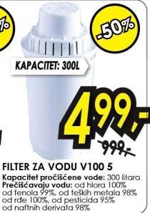 Filter za vodu V100 5