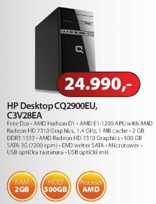 Računar Compaq CQ2900EU C3V28EA