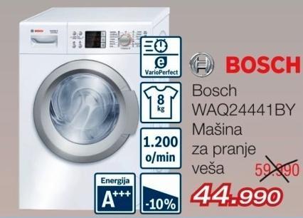Mašina za pranje veša Waq24441by