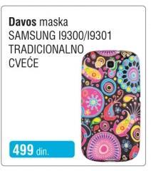 Maska Tradicionalno cveće Davos