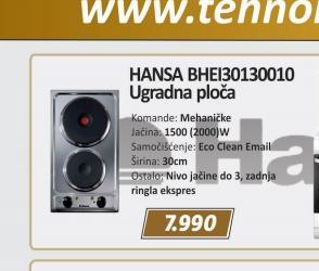 Ugradna ploča BHEI30130010