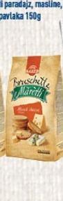 Pečeni snek od hleba mix sireva