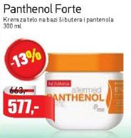 Krema za telo Panthenol Forte