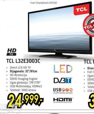 Televizor LED L32E3003